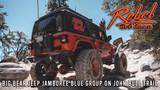 Big Bear Jeep Jamboree Blue Group Day 2 on John Bull Trail