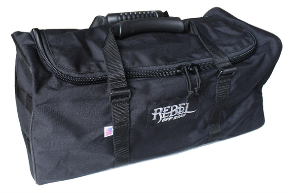 Last Bag Standing by Rebel Off Road - Heavy Duty Cargo Gear Bag