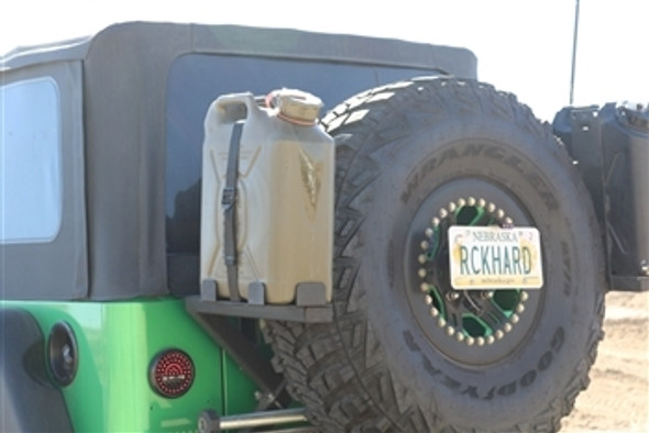 Rock Hard 4x4 Replacement Jerry Can Strap Kit for Tank Mount