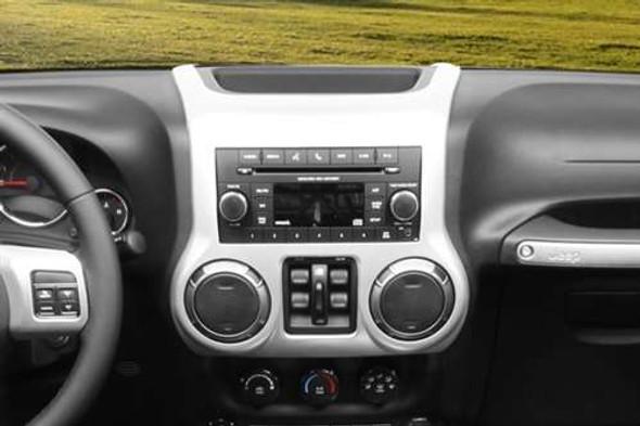 Rugged Ridge Center Radio Console JK 11-14