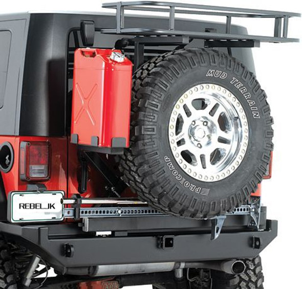 Rock Hard 4X4 Rear Bumper Rock Rack