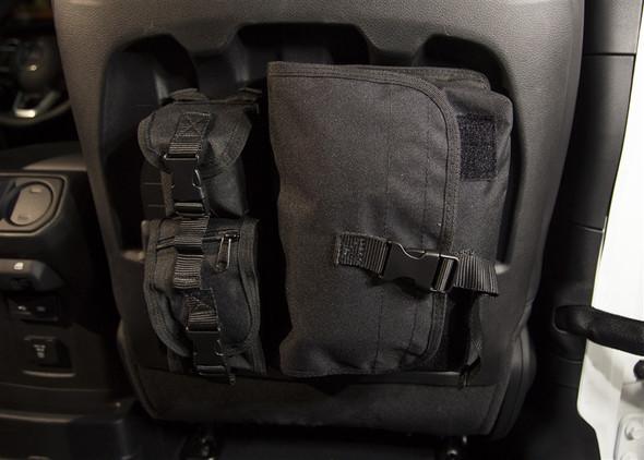 Rugged Ridge Storage Bag System, MOLLE; 18-18 Jeep Wrangler JL/JLU Rubicon - 12113.01