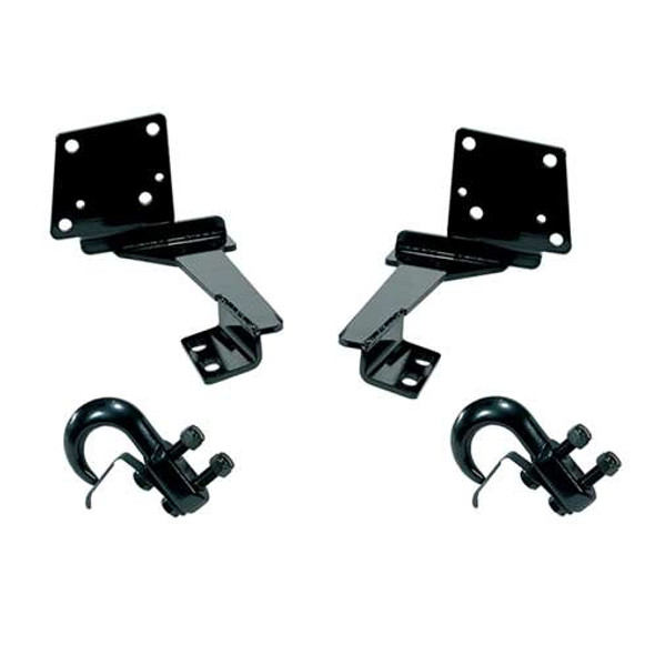 Rugged Ridge Tow Hook Front Pair 93-98 ZJ