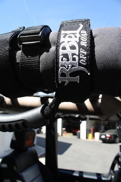 Rebel Off Road Jeep JK/JL/JT Front Grab Handle (pair)
