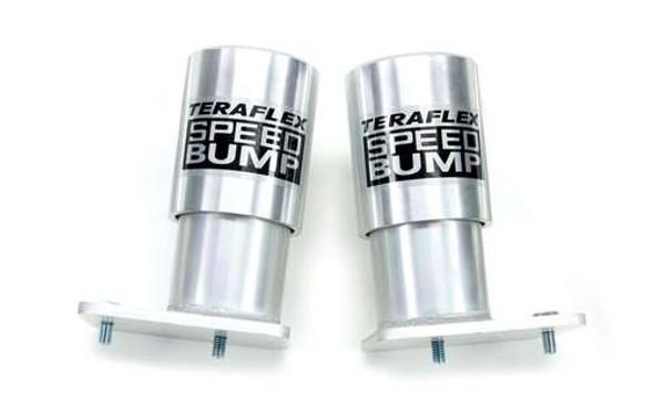 Teraflex JK/JKU 4in. Lift Rear SpeedBump Bump Stop Kit - Pair - 1954760