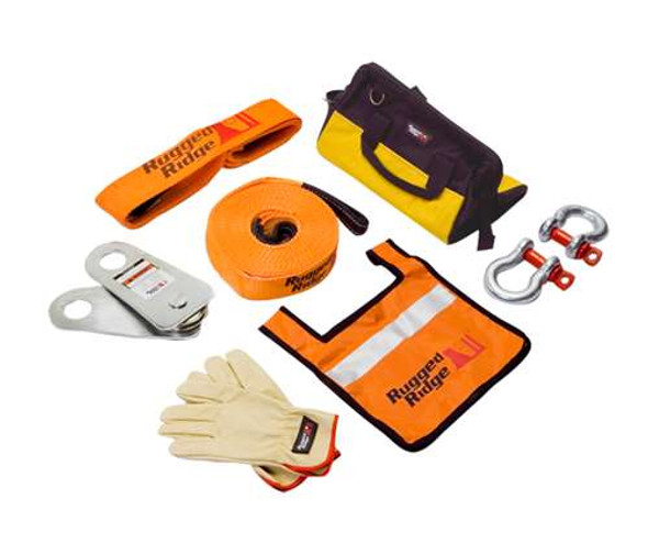 Rugged Ridge Recovery Kit XHD 30 000Lb