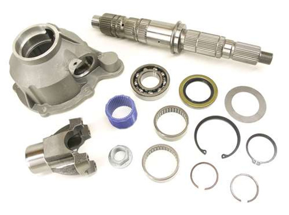 XJ Cherokee NP231 Short Shaft Kit w/ Vacuum Disconnect