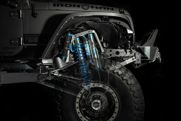 Recon Complete Front Dual Shock System 2007-2018 Jeep JK
