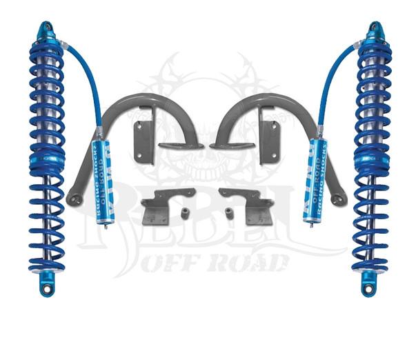 "Recon Front 2.5 X 12"" Coilover Conversion, 07-18 Jeep Wrangler JK"