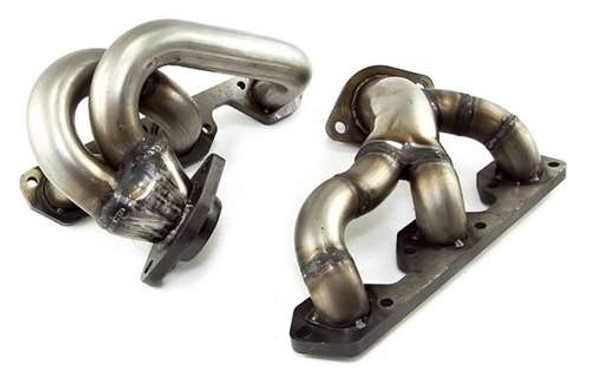 Rugged Ridge Exhaust Header SS JK 3.8 07-11