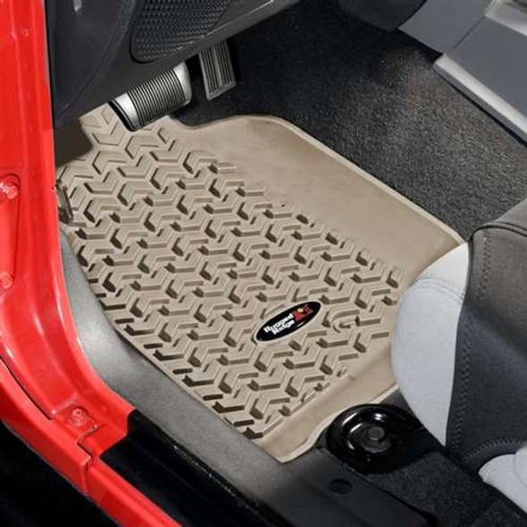 Rugged Ridge Floor Liner Front PR, JK 07-13 1