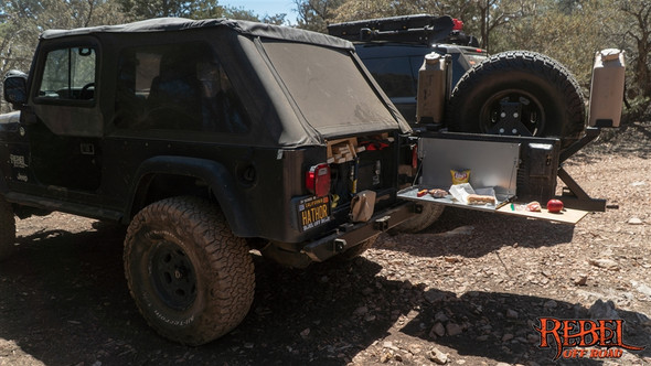 Outback Adventure Products TJ/LJ Trailgater