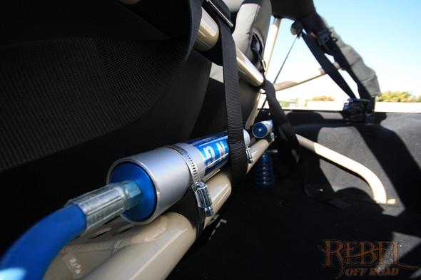 Recon Xtreme Rear Weld-In Jeep JK Coilover Conversion 2007-2018