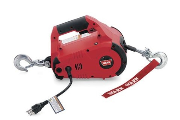 Warn PullzAll 120V CSA Corded 1000lb Version - 885001