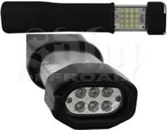 High Powered Rechargeable Lithium Ion Work Lamp