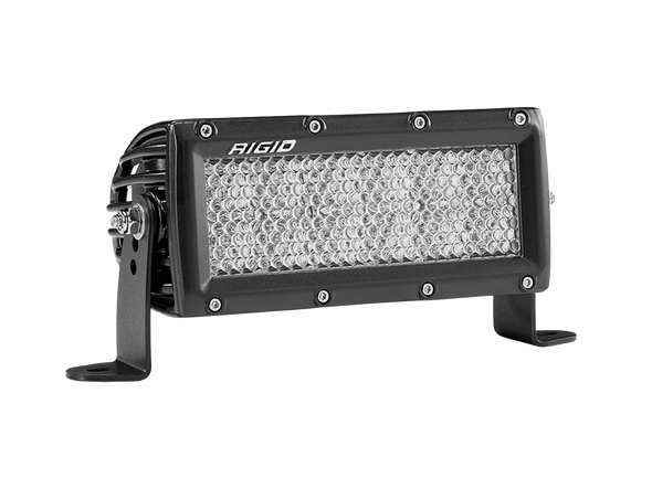 "Rigid Industries - E-Series PRO   6"" Diffused Driving"
