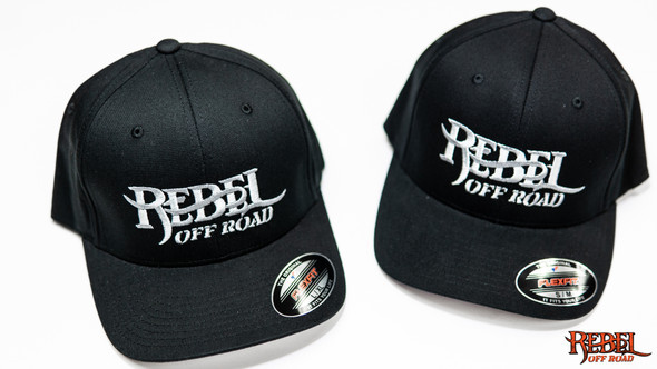 In Coilovers We Trust -  Rebel Off Road Flexfit Hat