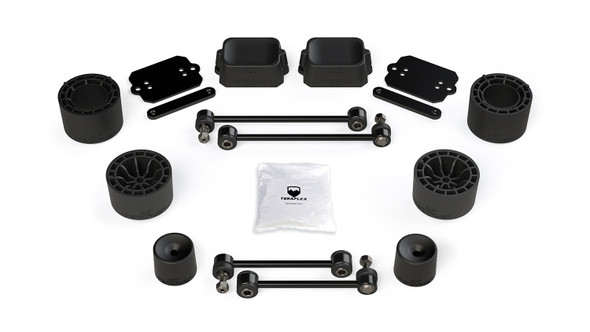 "Teraflex JLU 4-Door Rubicon: 2.5"" Performance Spacer Lift Kit - 1365210"