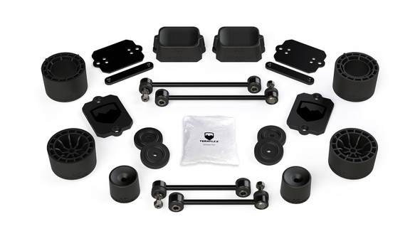"Teraflex JLU 4-Door Sport/Sahara: 2.5"" Performance Spacer Lift Kit - 1365200"