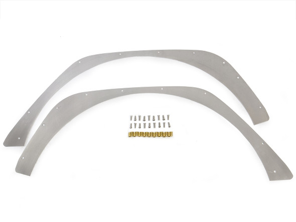 Genright Jeep Wrangler JL Fender Delete Kit - Rear - TFR-10620