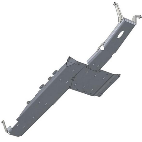Artec JT Gladiator Full Bellypan - 3.6L ALUMINUM - JT4150