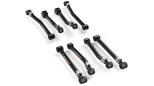 "Teraflex JK: Alpine IR Control Arm Kit – 8-Arm (2-4"" Lift) - 1415611"