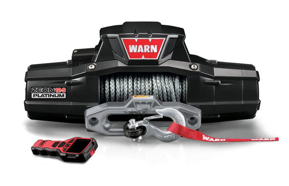 Warn  ZEON 12-S Platinum Winch - 95960