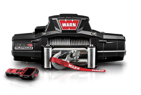 Warn ZEON 12 Platinum Winch - 92820