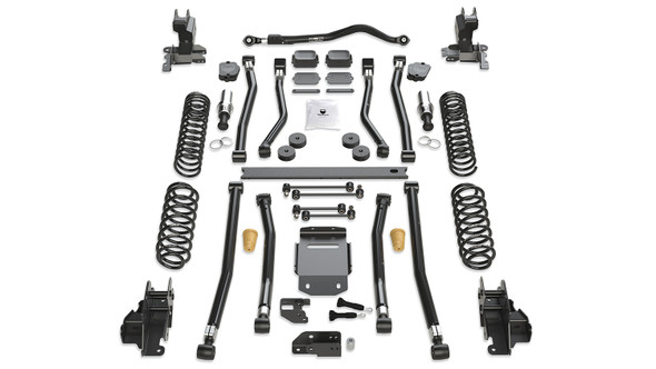 "3.5"" Alpine RT3 Long Arm Suspension System – No Shock Absorbers"
