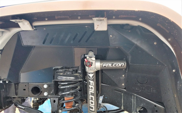 """Nemesis Industries JL-JLU-JT 40"""" Front Inner Fender Liner - 14571"""