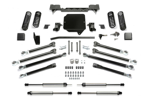 Fabtech 5″ Crawler Lift Kit w/ Dirt Logic 2.25 Shocks – K4177DL