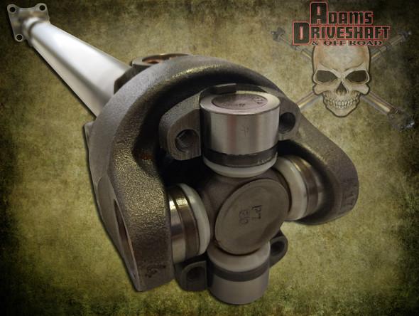 Adams Driveshaft JL Rubicon Front 1310 CV Driveshaft OEM Flange Style [Extreme Duty Series]