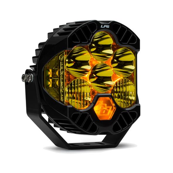 Baja Designs LP6 Pro, LED, Spot or Driving/Combo Amber LED
