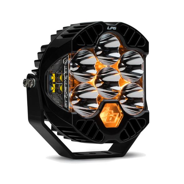 Baja Designs LP6 Pro, LED, Spot or Driving/Combo White LED