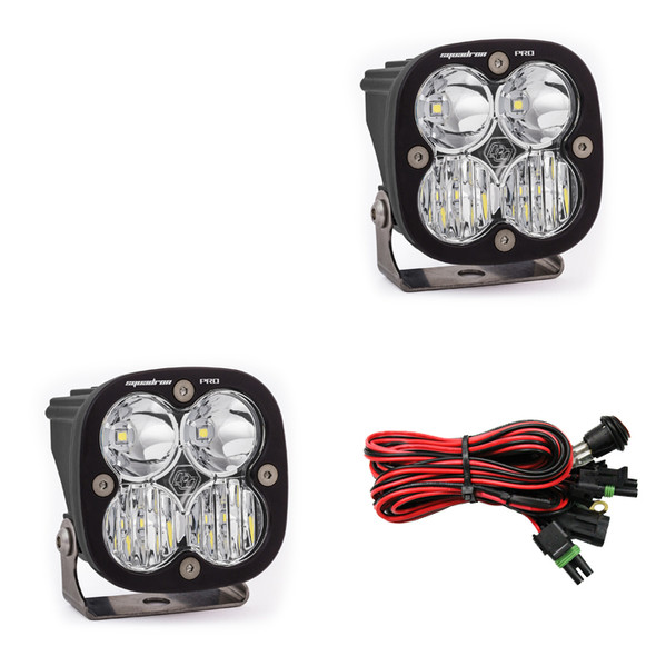 Designs Squadron Pro, Pair Driving/Combo LED