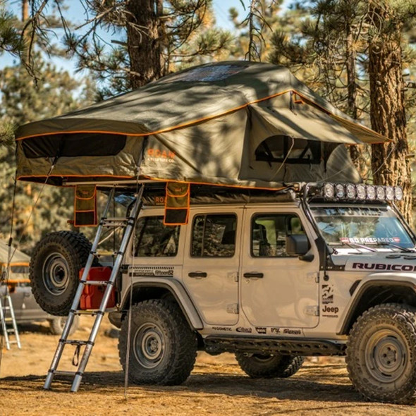 Roam Adventure Co. Vagabond XL Rooftop Tent, 4 Person