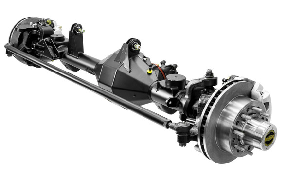 Currie F9 - Jeep JL Wrangler/Gladiator 9-Inch Front Crate Axle