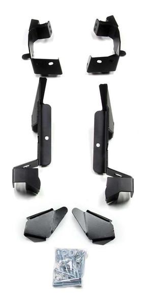 "JK/JKU Alpine Long Flexarm Bracket Kit (3-6"" Lift)"