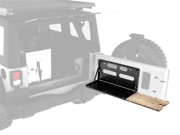 Drop Down Tailgate Table - TBRA030 - by Front Runner
