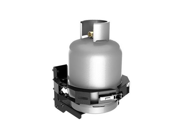 Gas/Propane Bottle Holder / Side Mount - GBHO014 - by Front Runner
