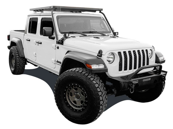 Jeep Gladiator JT (2019-Current) Extreme Roof Rack Kit - KRJG005T - by Front Runner
