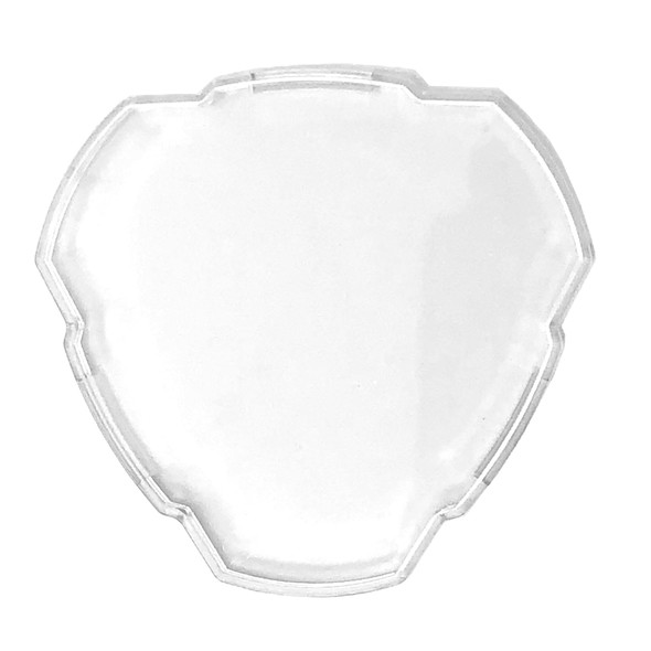 KC HiLiTES FLEX ERA™ 3 - Light Shield / Hard Cover - Clear 5319