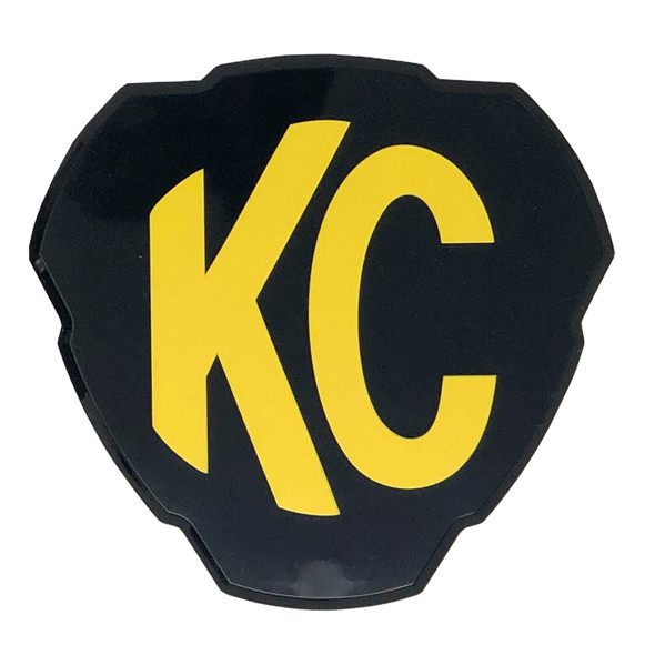 KC HiLiTES FLEX ERA™ 3 - Light Shield / Hard Cover - Black 5318