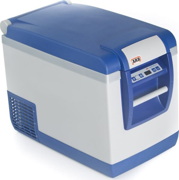 ARB 50 Quart Fridge Freezer ( Gray / Blue) - 10801472