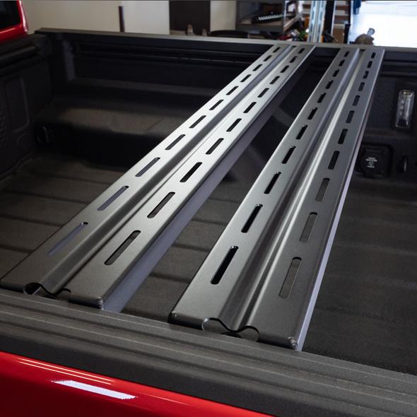 Artec Industries JT Gladiator Bed Rail Kit - ALUMINUM - CR1008