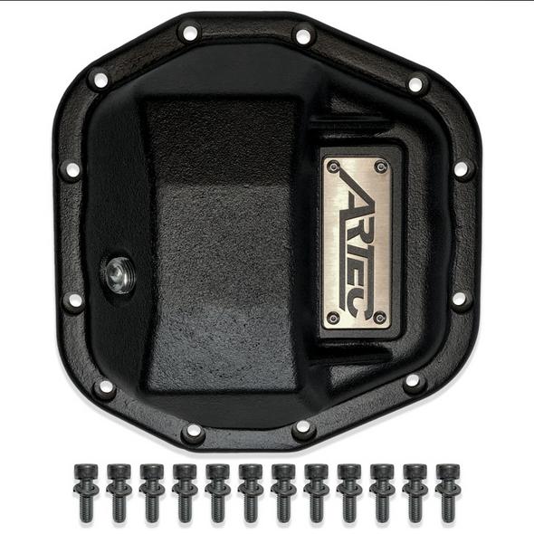 Artec Industries Artec Hardcore Diff Cover for Jeep Wrangler JL M220/D44 Rear - AX1022