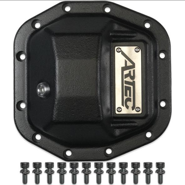 Artec Industries Artec Hardcore Diff Cover for Jeep Wrangler JL M200/D35 Rear - AX1020