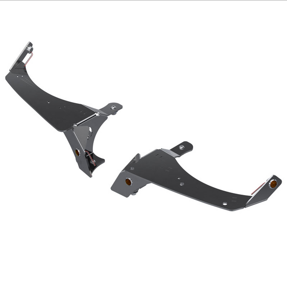 Artec Industries JL Front Fender Chop Kit Brackets RUBICON - JL2112
