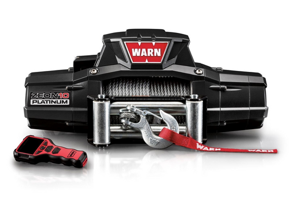 WARN 92810 ZEON 10 Platinum Winch