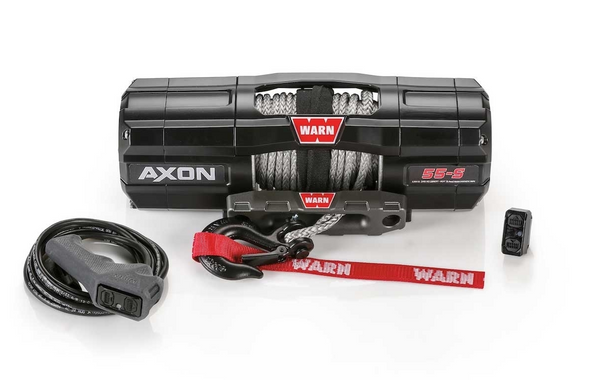 Warn AXON 55-S Powersport Winch -  101150